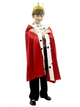 Карнавальный костюм Король детский для мальчика
