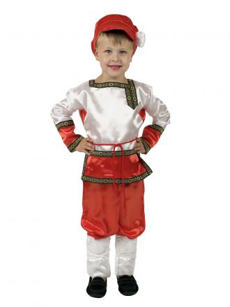 Русский народный костюм Иванушка детский на мальчика