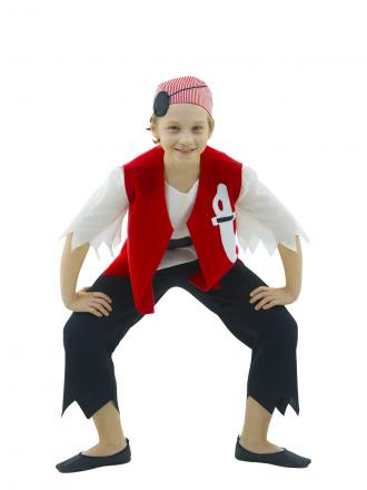 Карнавальный костюм Пират детский