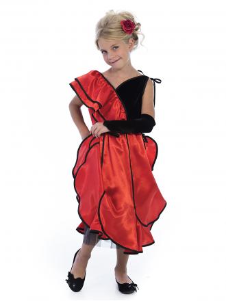 Карнавальный костюм Испанка детский