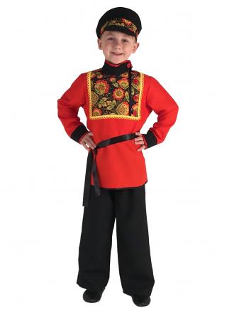 Карнавальный костюм Хохлома