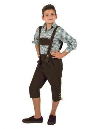 Карнавальный костюм для Октоберфеста продростковый Немецкий костюм Ганс