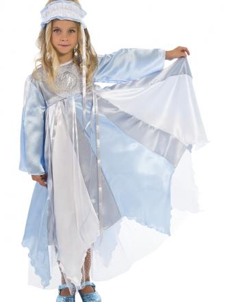 Карнавальный костюм Зима детский для девочки