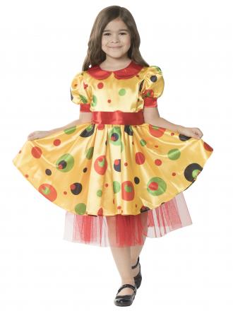 Карнавальный костюм Хлопушка детский для девочки