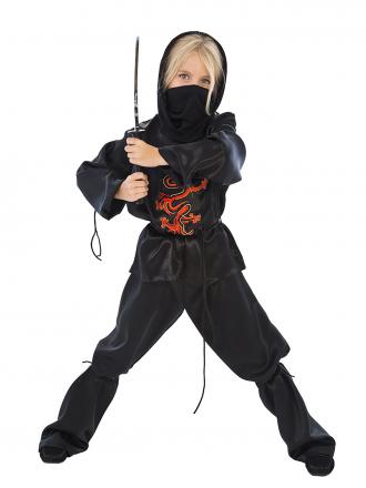 Карнавальный костюм Ниндзя подростковый