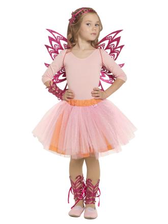 Набор для вечеринки Фея Винкс Стелла детский для девочки