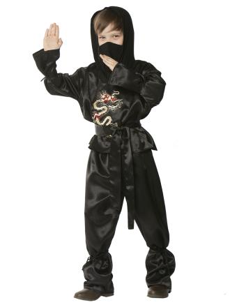 Карнавальный костюм Ниндзя детский