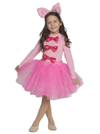 Карнавальный костюм Поросенок Девочка подростковый