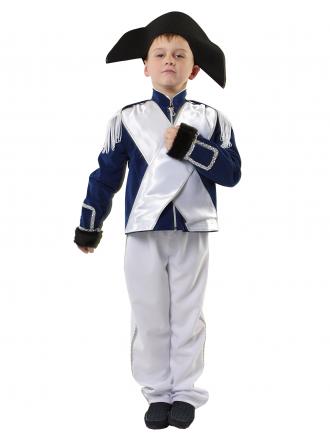 Карнавальный костюм Французский офицер детский для мальчика