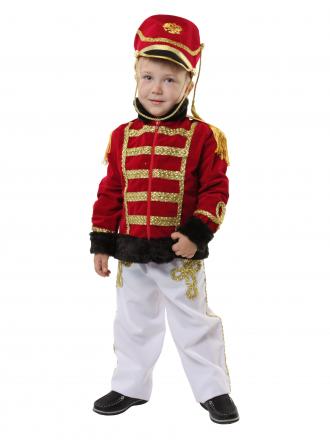 Карнавальный костюм Гусар детский для мальчика