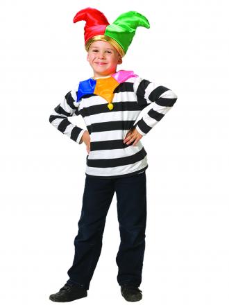 Карнавальный костюм Клоун детский