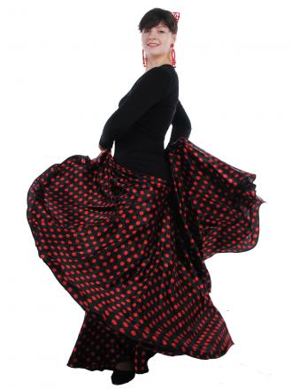 Юбка для танца Фламенко