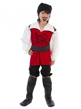 Карнавальный костюм Корсар детский для мальчика