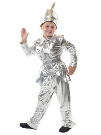 Карнавальный костюм Железный Дровосек детский для мальчика