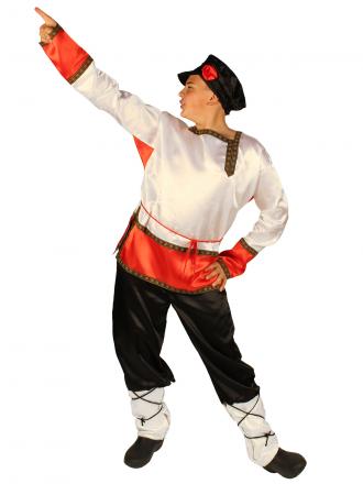 Русский народный костюм Иванушка мужской